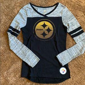 NFL Steelers women's T-shirt Jersey